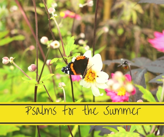 Psalms for the Summer