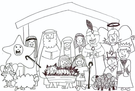 Mega Nativity #1