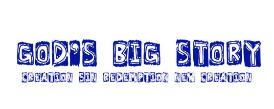 God's Big Story Banner