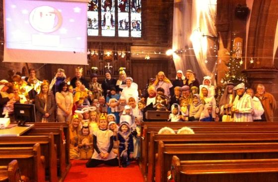 MEGA Nativity 2014