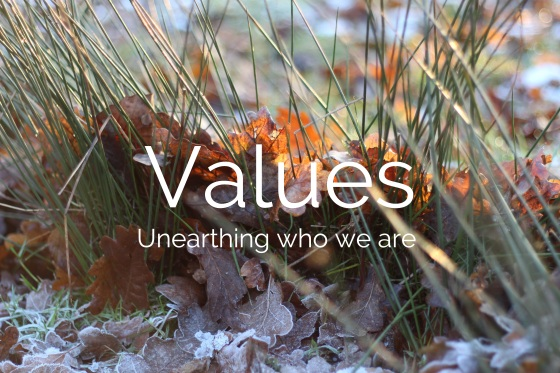 Values tagline J