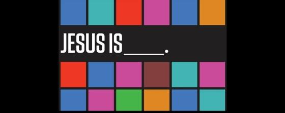Jesus is_
