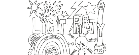 Light Party Blank