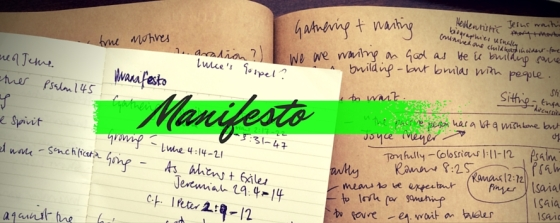 Manifesto (1)